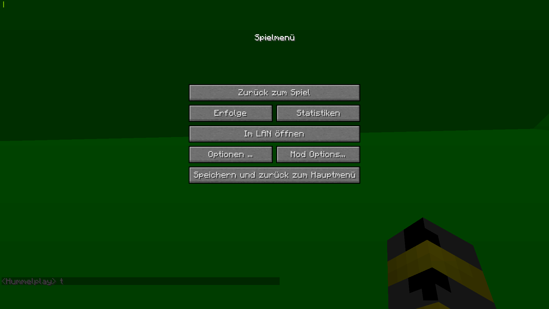 Minecraft Inventory Bar Disappeared Can Who Minecraften